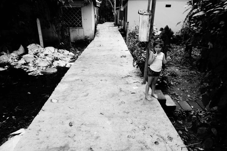 costa rica,children, black and white, world'schildren, street photography, art